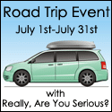 Road Trip Event at Really, Are You Serious?