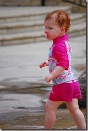 Baby in UV Skinz