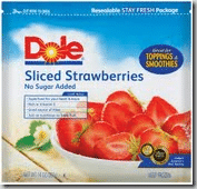 Dole Summer Smoothies