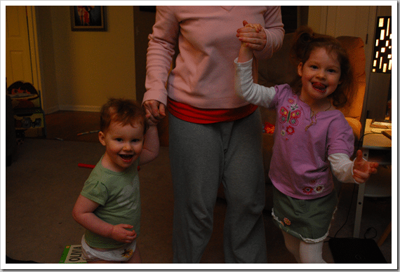 Mommy and Me Monday-Potty Dance