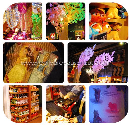 Disney..the store