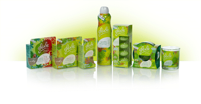 Glade Review and Giveaway