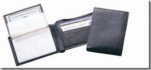 lost wallet...found