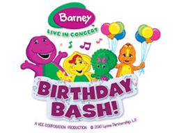 Barney's Birthday Bash in Atlanta coupon