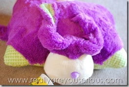 Fluffy Bunny Review and Giveaway
