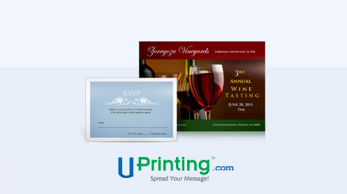 UPrinting Invitation Giveaway