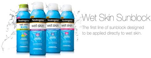 Neutrogena Wet Skin
