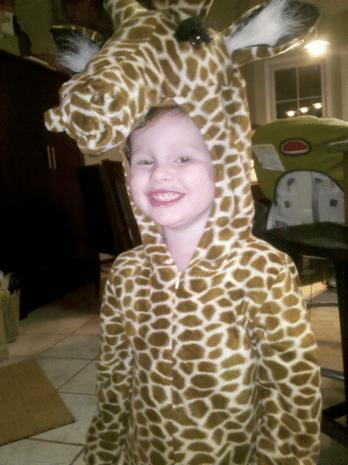 giraffe natalie