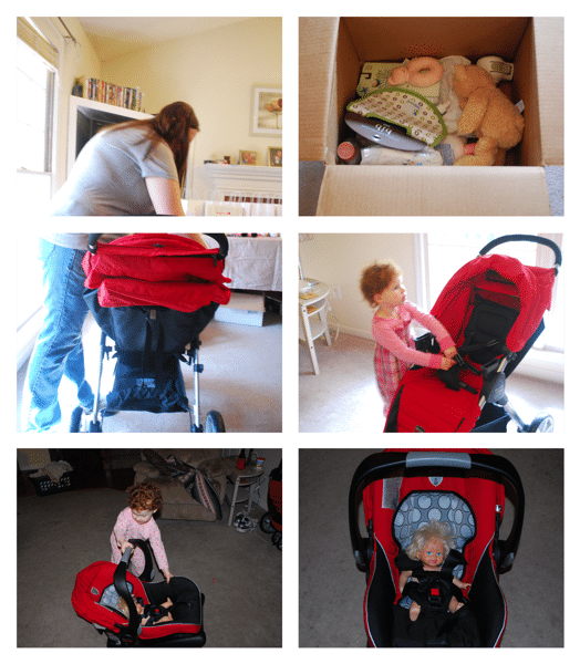britax b-agile and b-safe review