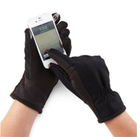 Isotoner smart touch tech gloves