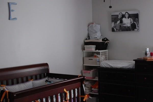 Baby E's room