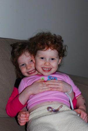lap cuddles