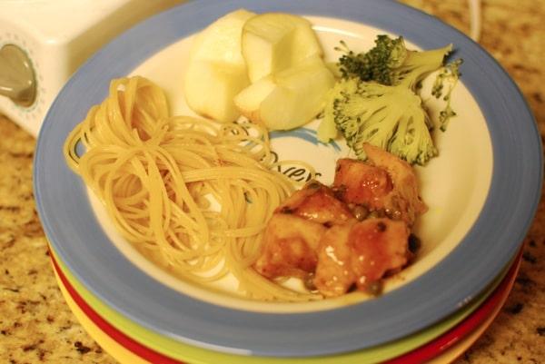 our yum yum plate.JPG