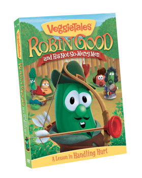 veggietales robin good