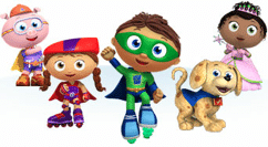 superwhy readers