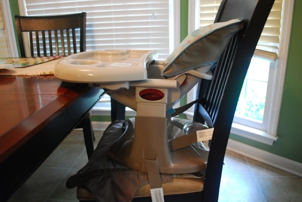 ingenuity chair top high chair review - Space Saving High Chair