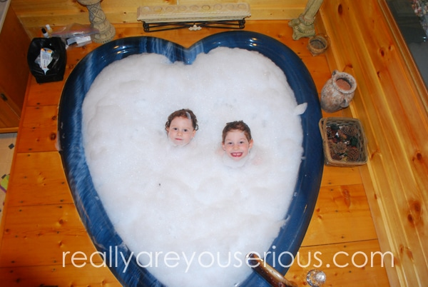 The love tub