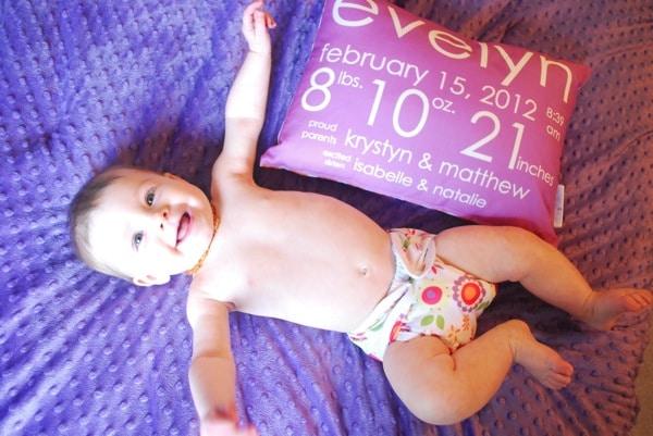 6 months of E