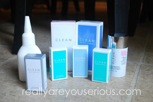 Clean perfume review