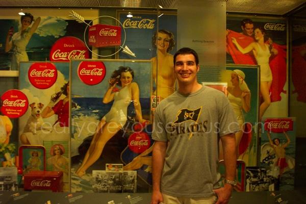 World of Coke 2003