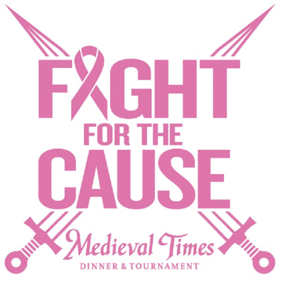 Medieval Times Fight for a Cause Giveaway