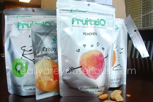 fruitzio review