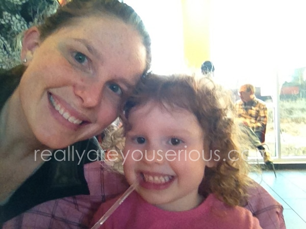 Mommy and Me Monday Zoes Kitchen Review