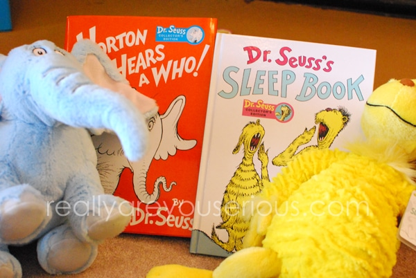 Kohl's Cares and Dr. Seuss