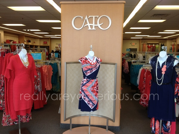 Catos Fashions Store Job Application Cato Fashions