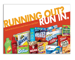 Publix Running Out? Run In. gift card giveaway