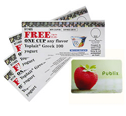 Yoplait Greek 100 + Publix gift card
