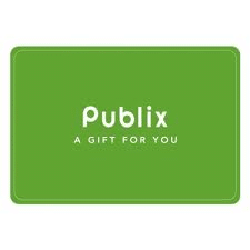 publix gift card giveaway