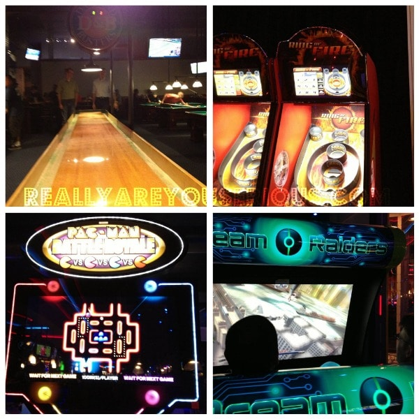 Dave and Buster's Summer of Games Games 2