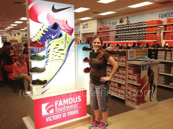 Famous Footwear #MyVictory