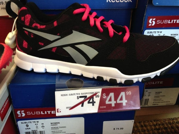 #Reebokmom shoes at Famous Footwear