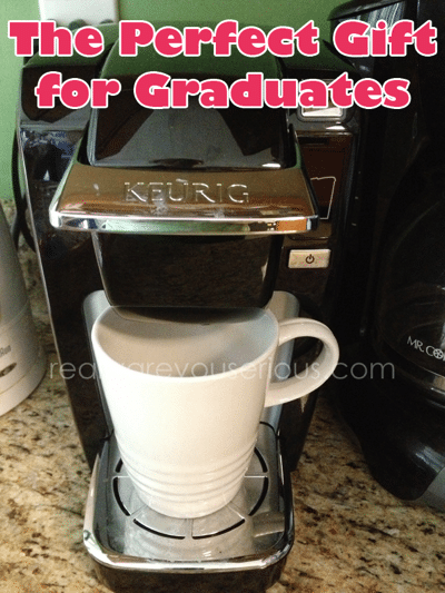 The Perfect Gift For Graduates | Keurig MINI plus | Personal Brewer