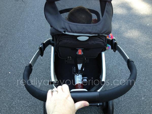 combi catalyst stroller review