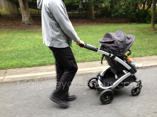 Combi Catalyst Stroller Review | A Stroller with Options @combiusa