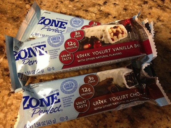 Zone Perfect Bar Giveaway