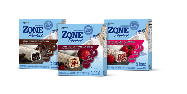 Zone Perfect Bars Giveaway