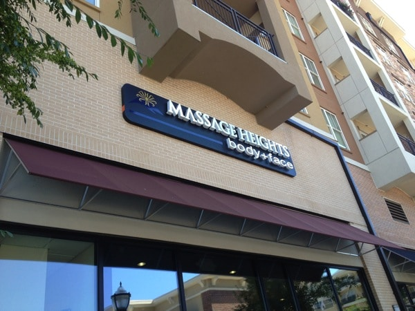 Massage Heights Atlanta