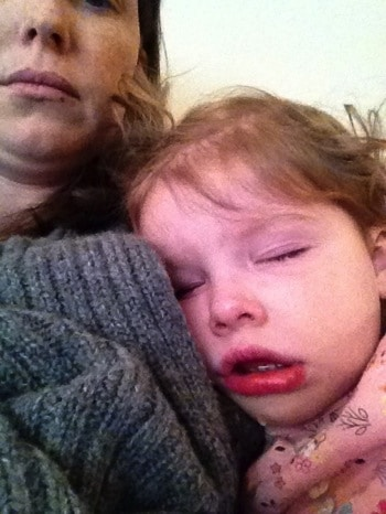 Mommy and Me Monday sick baby.jpg
