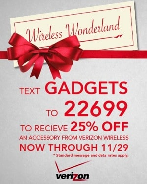 VZW WirelessWonderland Coupon