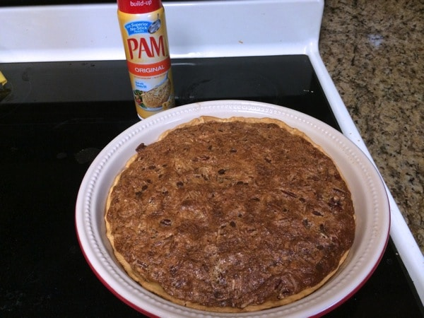 Chocolate Coconut Pecan Pie
