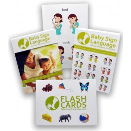 Deluxe Baby Sign Language Kit