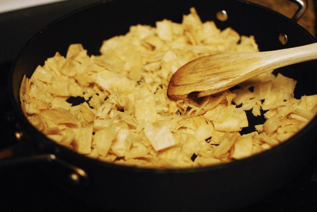#ad Gluten-Free Diary-Free Migas #CookItGF #CollectiveBias #CookItGF #shop