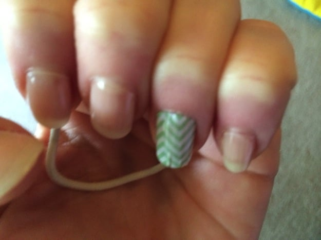 Jamberry challenge day 8