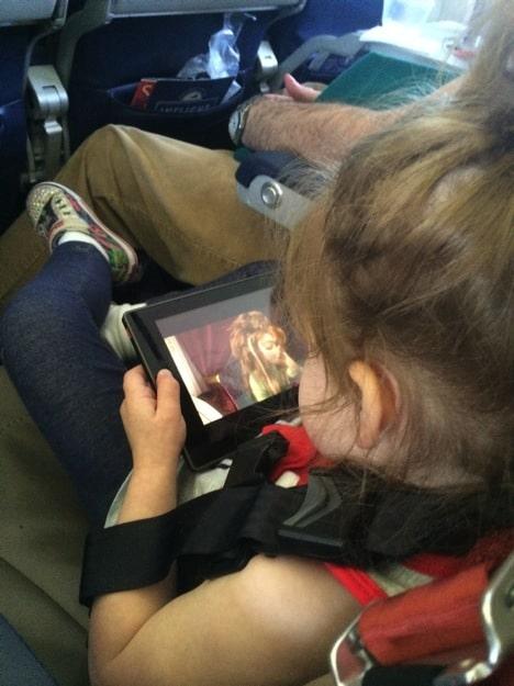 Surviving air travel