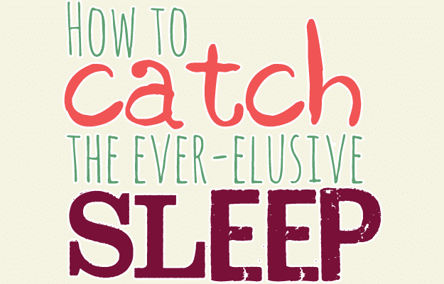 How to catch sleep