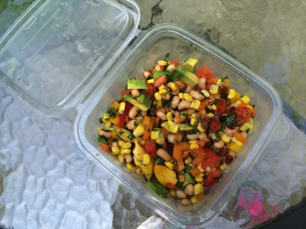 Texas Caviar Recipe in Dixie Quicktakes®